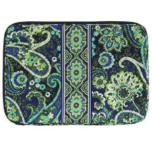"Vera Bradley Rhythm & Blues 14"" Laptop Case"